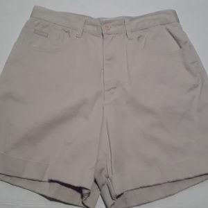 Calvn Klein shorts size 8